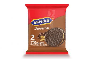McVitie's Dark Chocolate 33.3g