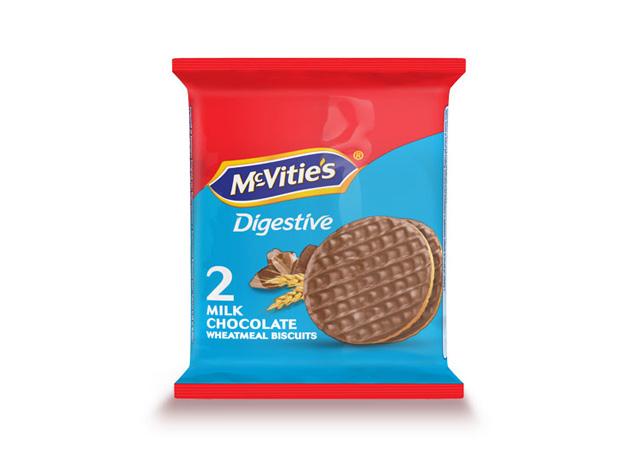 McVitie's Milk Chocolate 33.3g